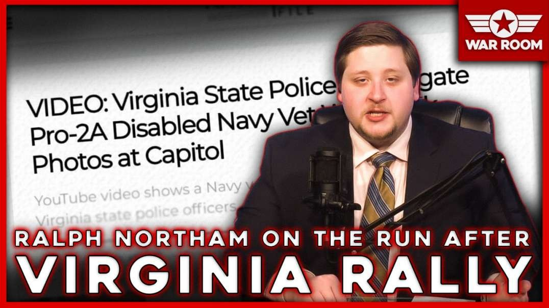 """Black Face Baby Killer"" Ralph Northam On The Run After Successful Virginia Rally"