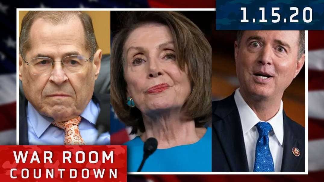 Countdown: Democrats In Disarray After Debate Debacle And Impeachment Flop