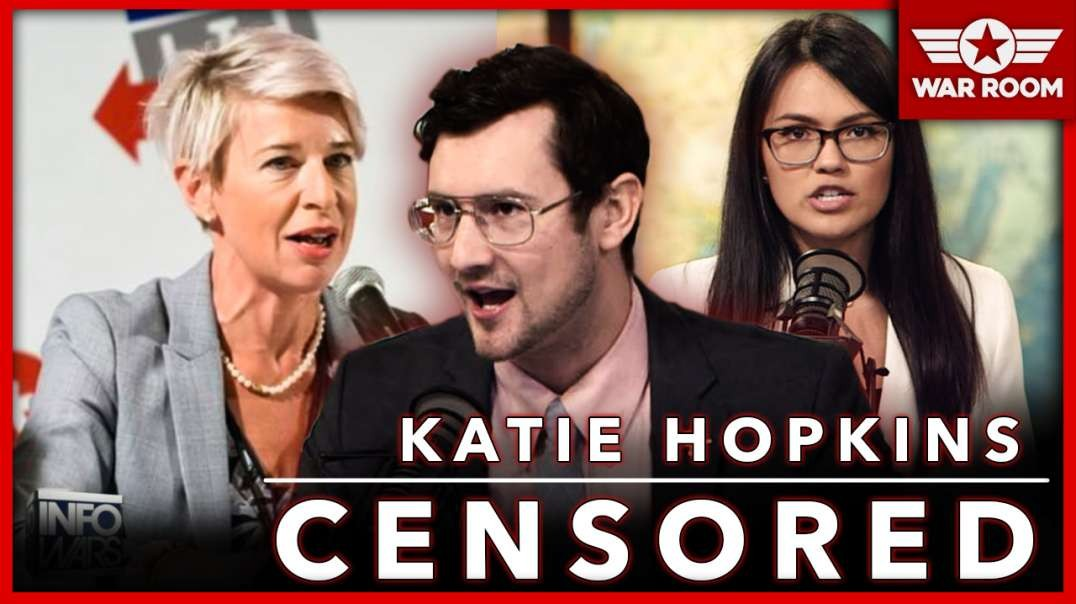 Find Out Why Katie Hopkins Suspended From Twitter