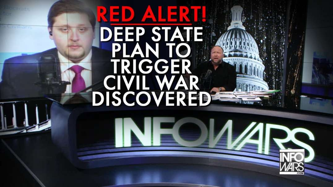 RED ALERT! Deep State Plan To Trigger Civil War In Virginia Discovered