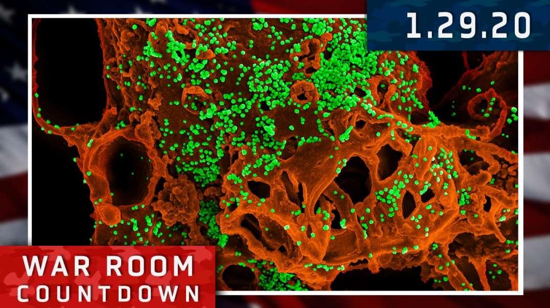 Countdown: Top Ten Ways Coronavirus Will Be Used to Usher In Global Government