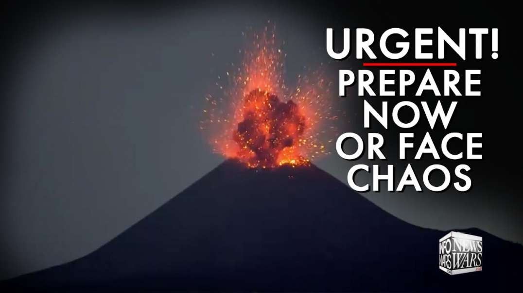 Urgent: Prepare Now Or Face Chaos
