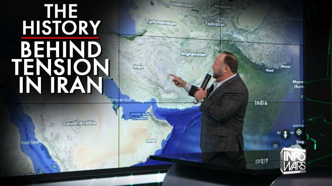 Learn The History Behind The Tension In Iran