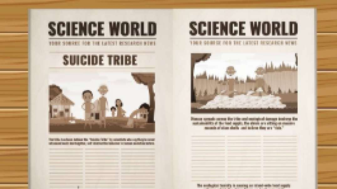 """Scientists discover ancient """"suicide"""" tribe that poisons its own food!"""