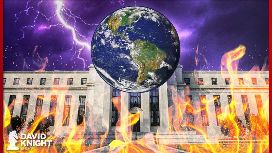 One Scam After Another: Central Banks Push Climate Change