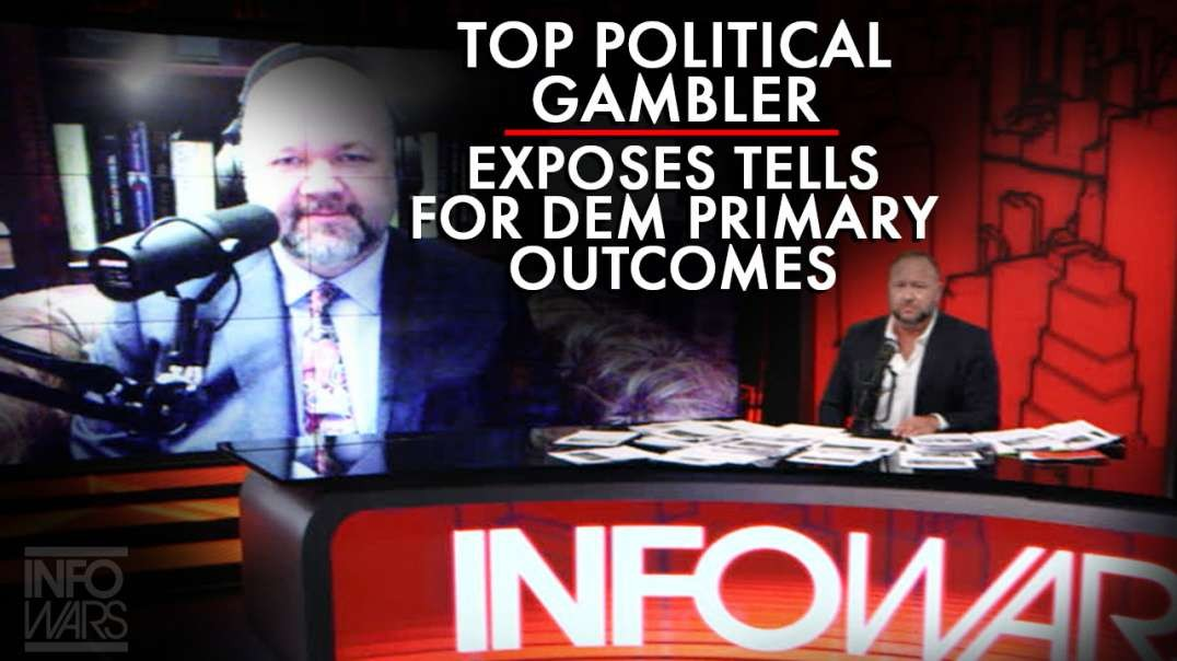 Top Political Gambler Exposes The Tells For The Dem Primary Outcomes