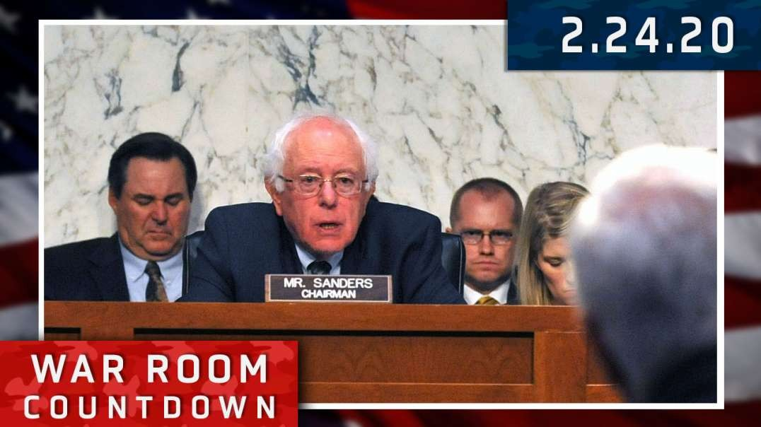 Highlights* - Democrats Fear Rise Of Bernie Sanders, Assuring Trump's Victory in 2020