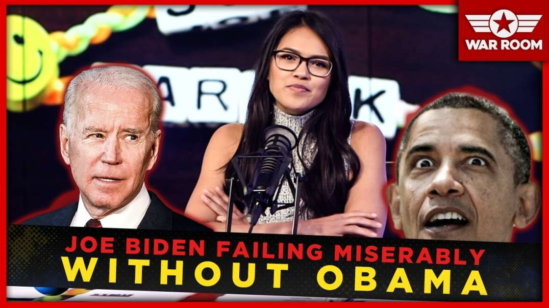 Biden Failing Miserably Without Obama