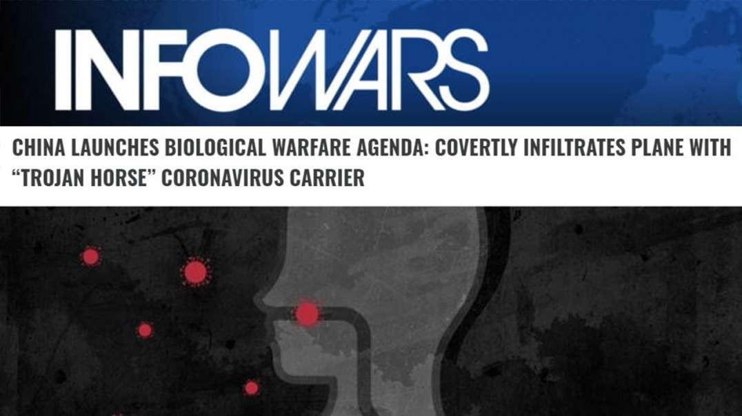 Coronavirus Is A Bioweapon Targeting The West, Says Taiwanese Intelligence