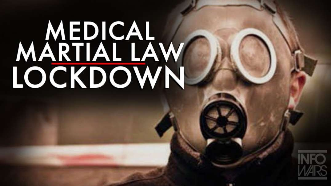 Dems To Pit Bernie Against Trump To Push Medical Martial Law Lockdown