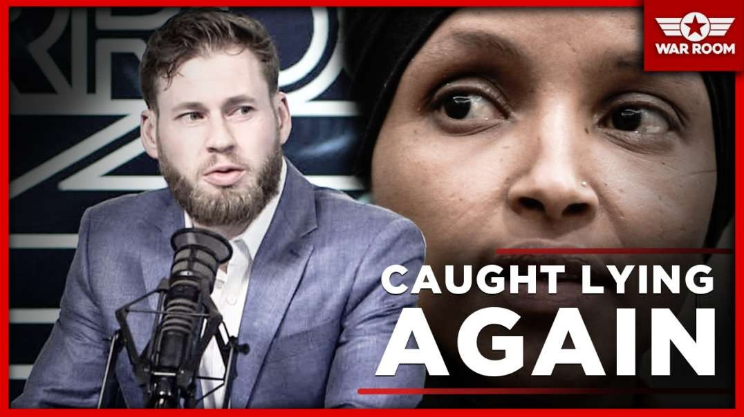 Ilhan Omar Caught Lying Again