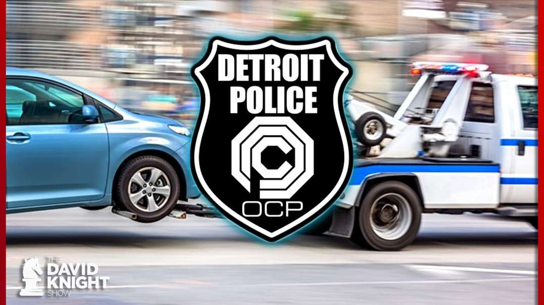 Detroit Police Become Gang of Car Thieves