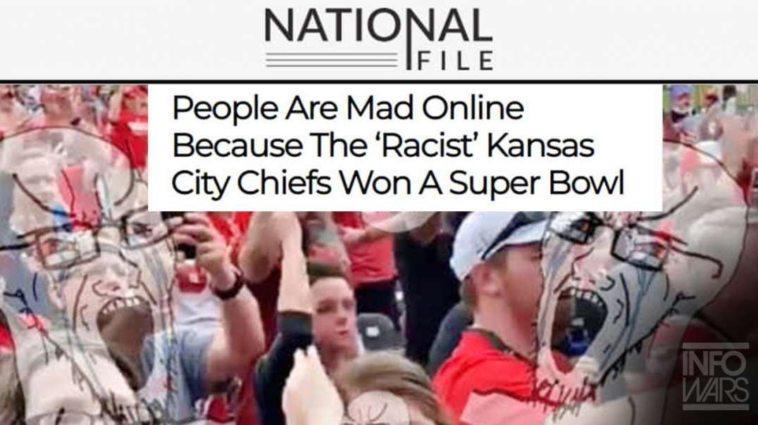 NFL Exposes Kids To Twerking But Its Ok Because The Chiefs Are Racist