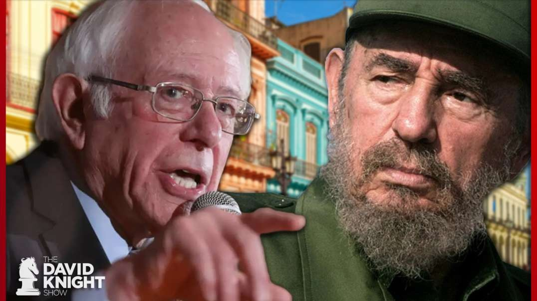 "Fidel Castro Didn't Want to Be Called ""Communist"" Either, Bernie"