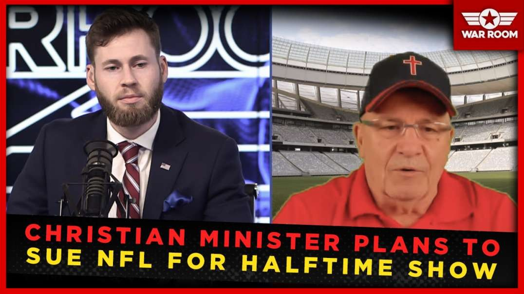 Christian Minister To Sue The NFL For Satanic Halftime Show