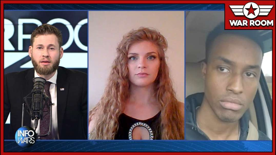 Kaitlin Bennett And Joel Patrick Speak Respond To Violence Against Them At Ohio University