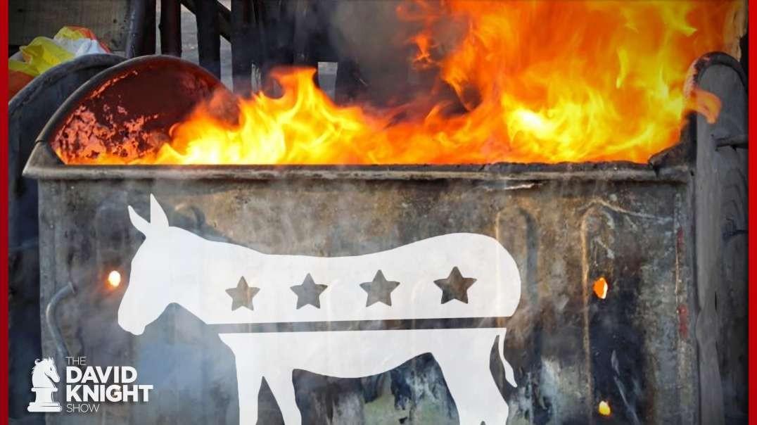 Democrat Dumpster Fires: Iowa Caucus & Austin Homeless Camp
