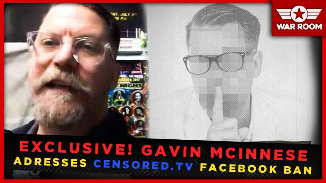 Exclusive: Gavin McInnes Adresses Censored.tv Banned From Facebook