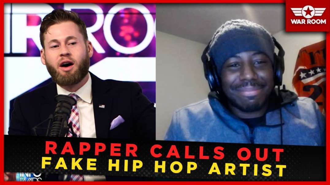 Rapper Calls Out Fake Hip Hop Artist For Tearing Down The Black Community