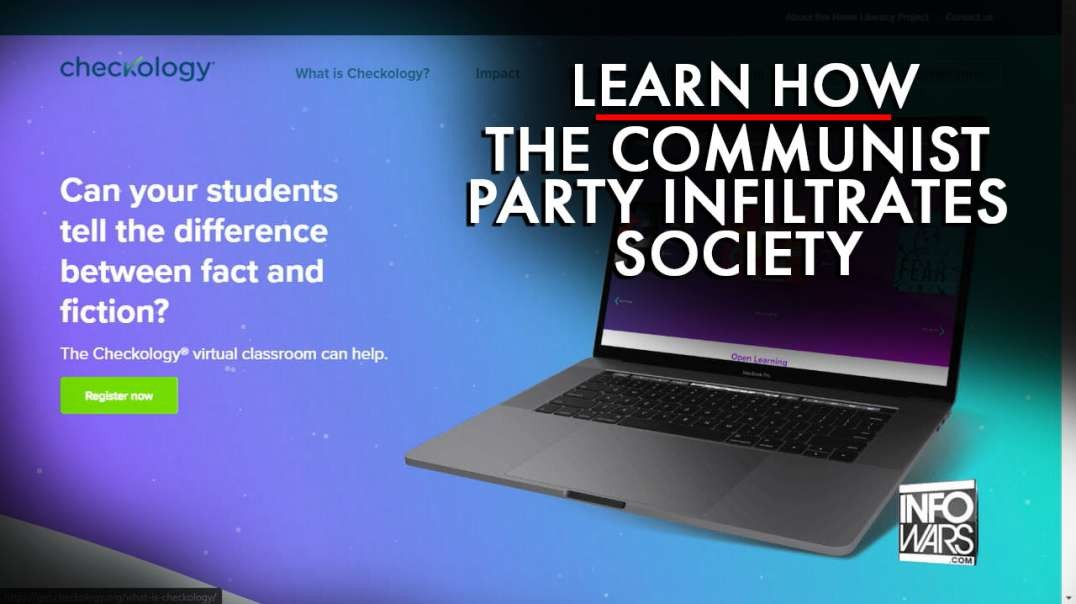 Learn How The Communist Party Infiltrates Society And Brainwashes Drones