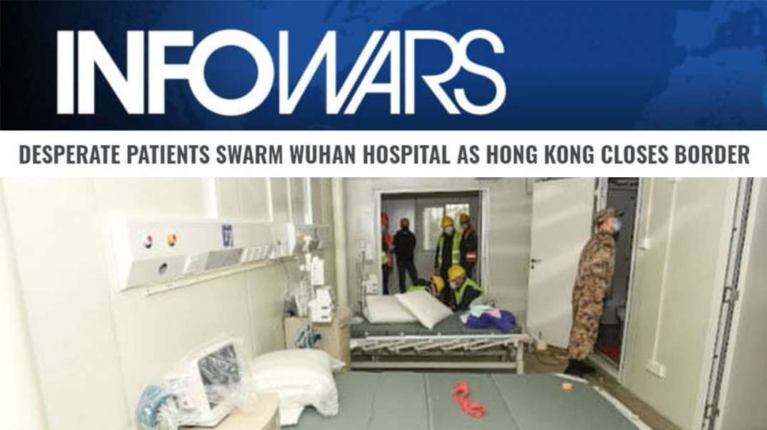 Hong Kong Doctors Beg For Closed Borders; Offer Grave Warning To The US