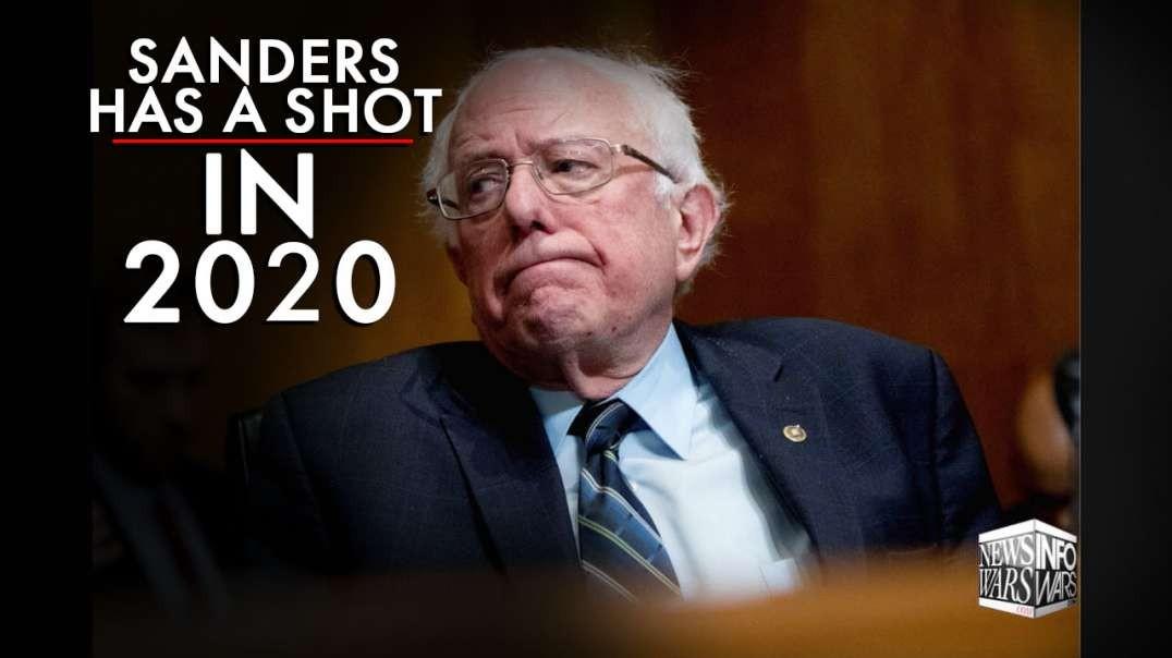 Sanders Has A Shot In 2020