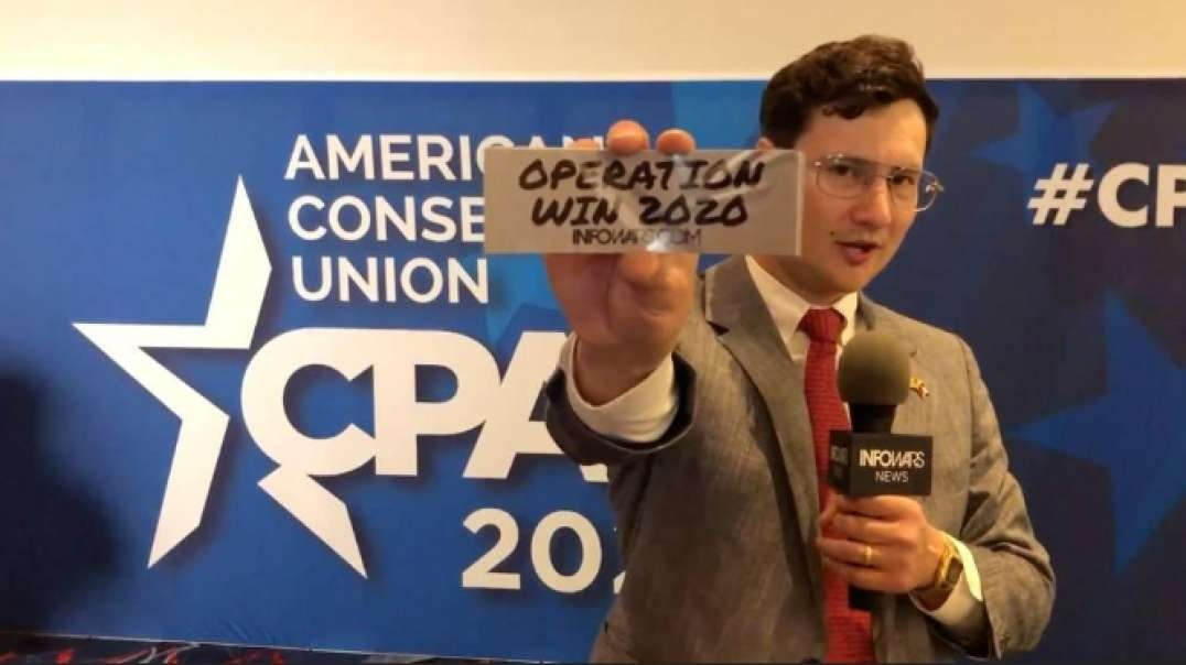 Operation Win 2020 Hits CPAC