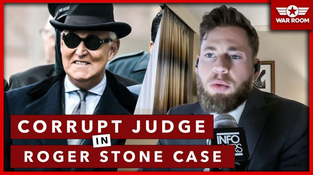 Judge In Roger Stone Case Proves She Is Corrupt