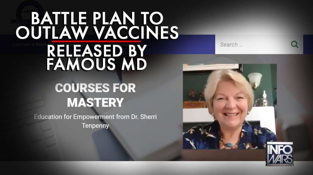 Battle Plan To Outlaw Vaccines Released By Famous MD