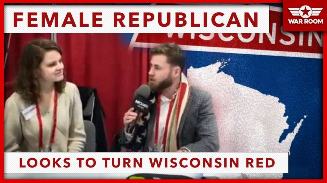 Female Republican Running For Congress Looks To Turn Wisconsin Red