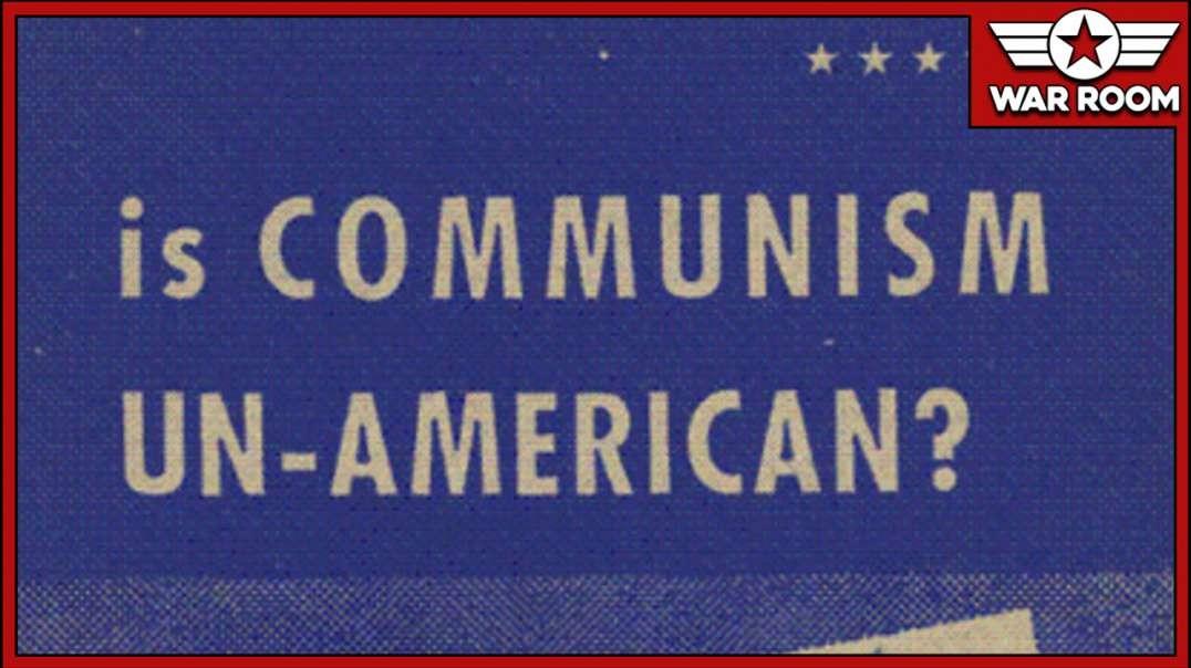 America Hates Communism Not AOC