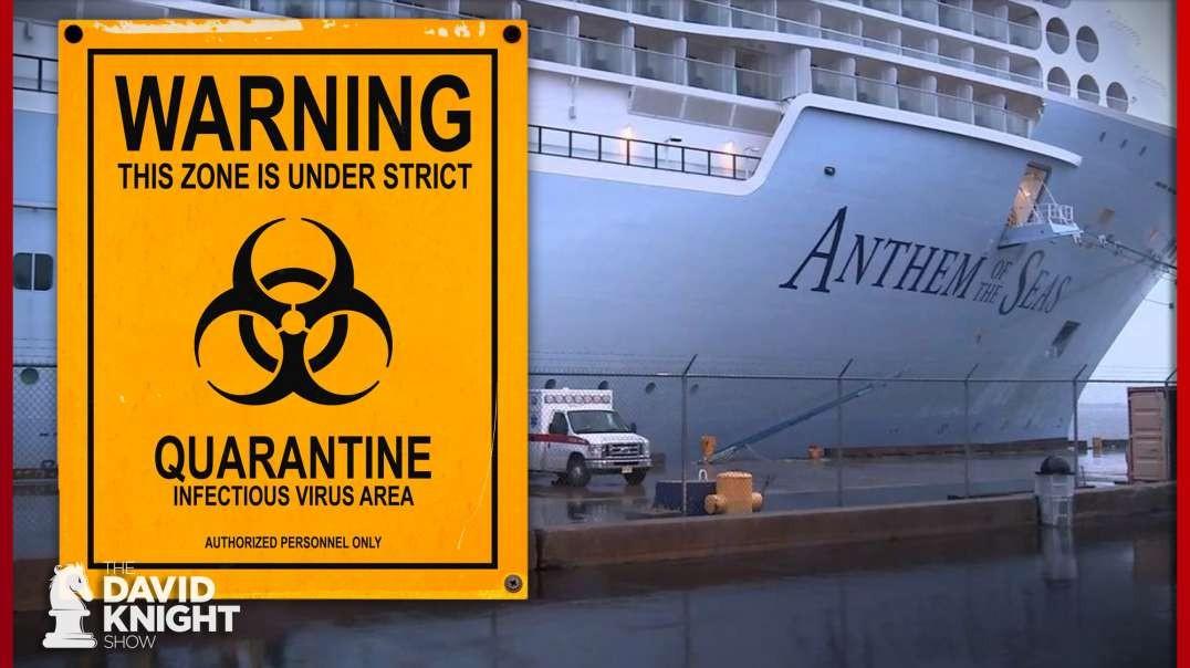 NJ Cruise Ship Corona-Scare: New Patent, Quarantines, Vaccines
