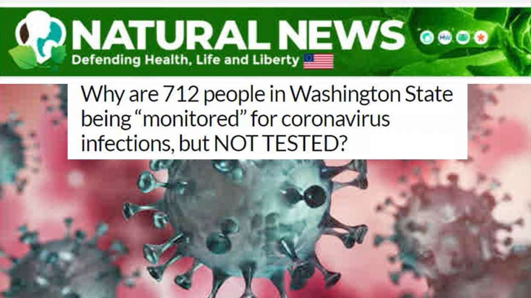 Hundreds Of Potentially Infected People In Washington State Are Not Being Tested