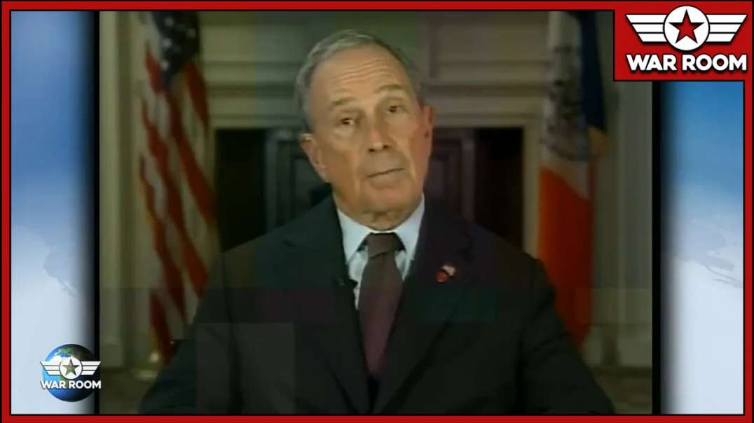 Mike Bloomberg Comments On Healthcare Blue Collar Workers And Minority Communities