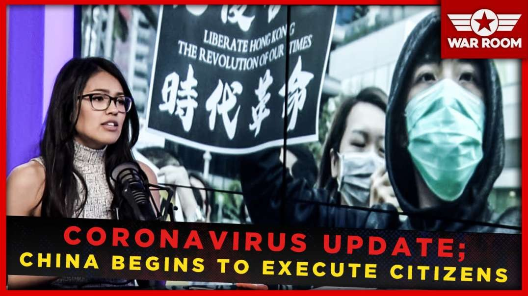 Coronavirus Update: Danger Rising In China As City Begins To Execute Citizens