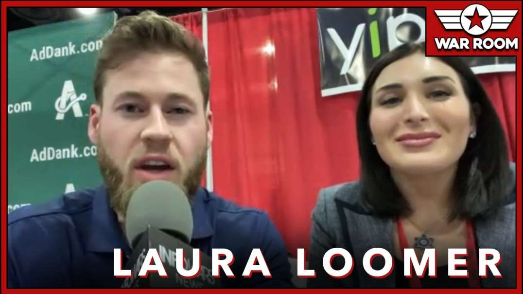 Laura Loomer Gives Update On Her Bid For Congress