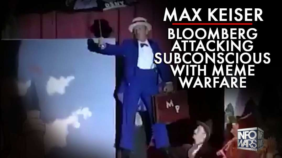 Bloomberg Is Attacking Your Subconscious With Meme Warfare