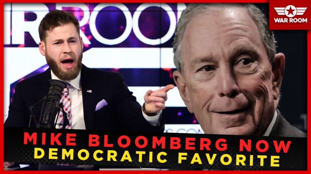 Mike Bloomberg Is Now The Favorite For The Democrat Nomination