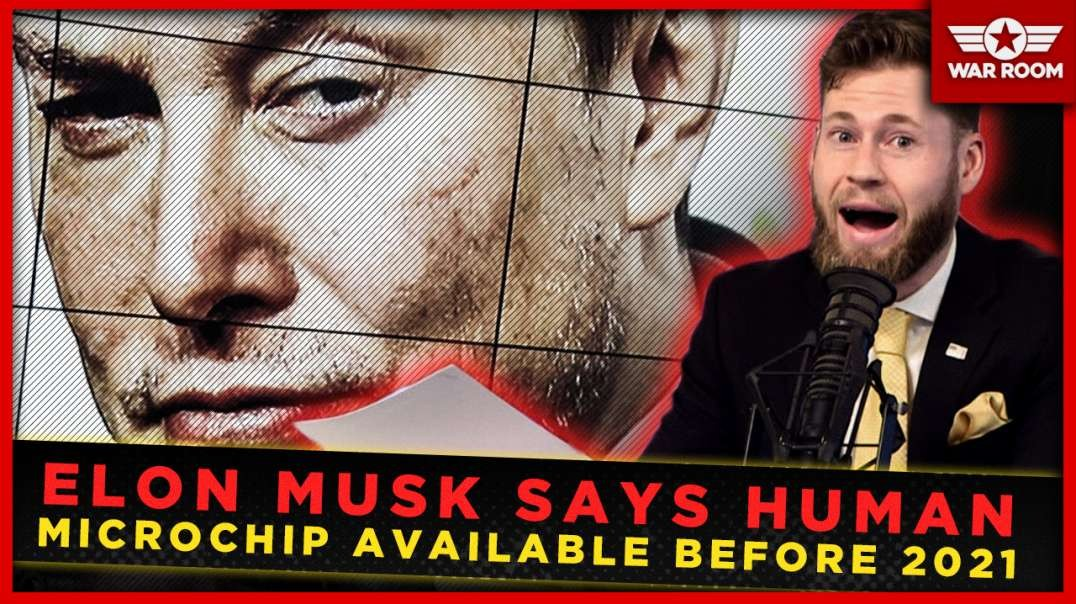 Elon Musk Says Human Brain Microchip Available Before The Year 2021