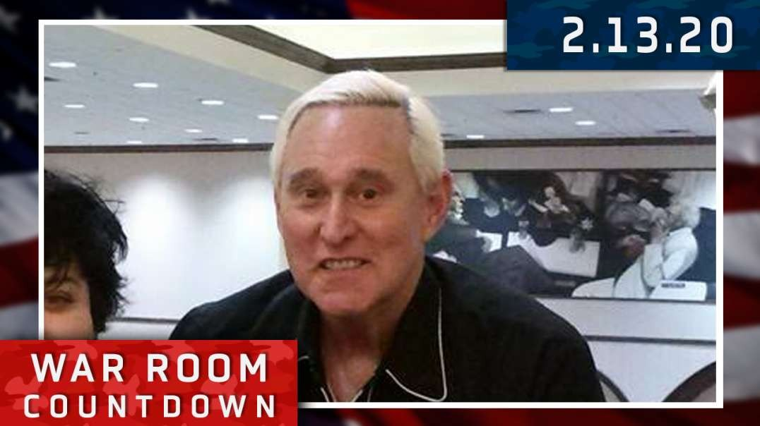 Countdown: Democrat Hoax To Destroy Roger Stone Exposed