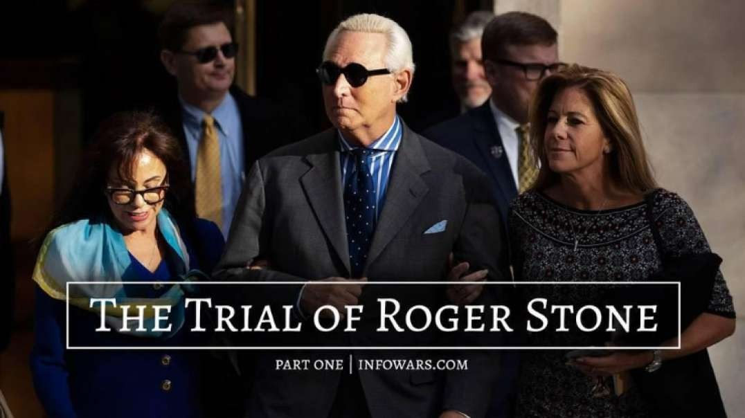 The Trial of Roger Stone - Part 1