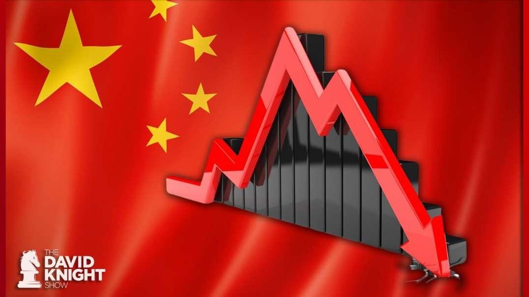 Economic Sickness: China Shutting Down Global Industries