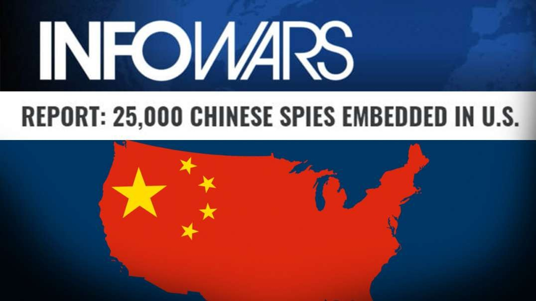 Executing Chinese Spies In The US Would Damage The Democrat Party