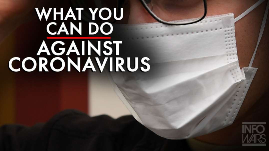 Top Expert Talks About What You Can Do Against Coronavirus