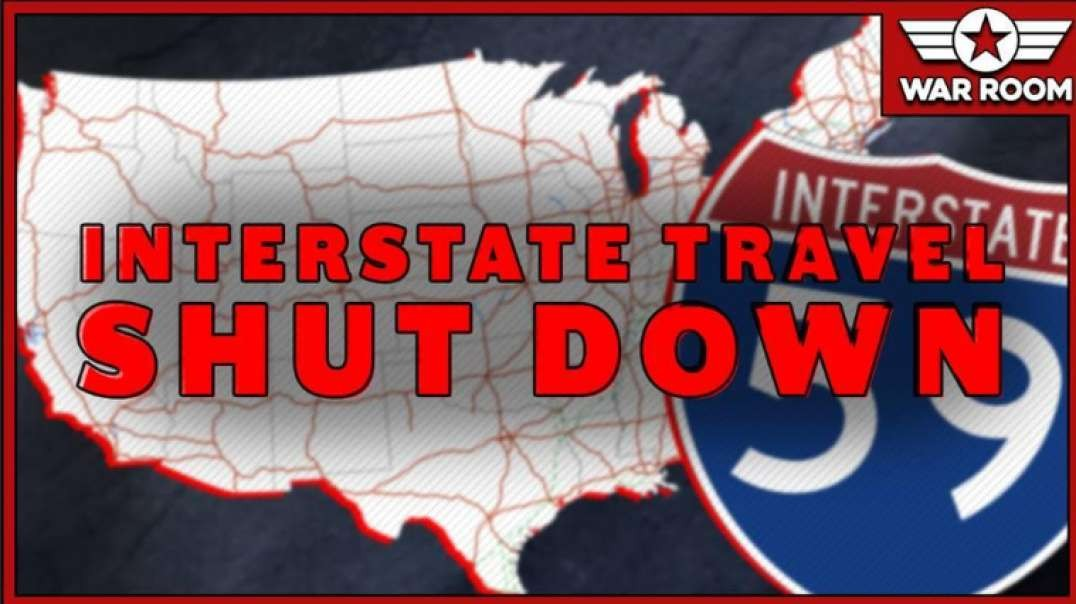 Confirmed: Non-Essential Interstate Travel Prepared To Be Shut Down In America