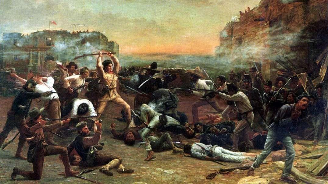 184 Yrs After Alamo, Federal Govt Has Become Santa Anna