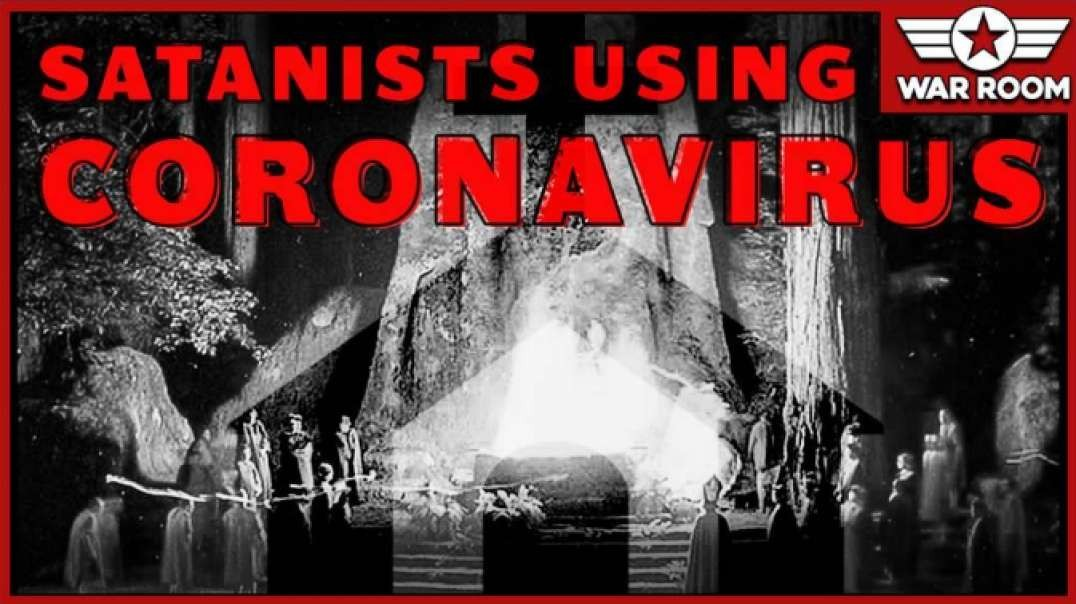 Satanists Using Coronavirus To Stop You From Going To Church