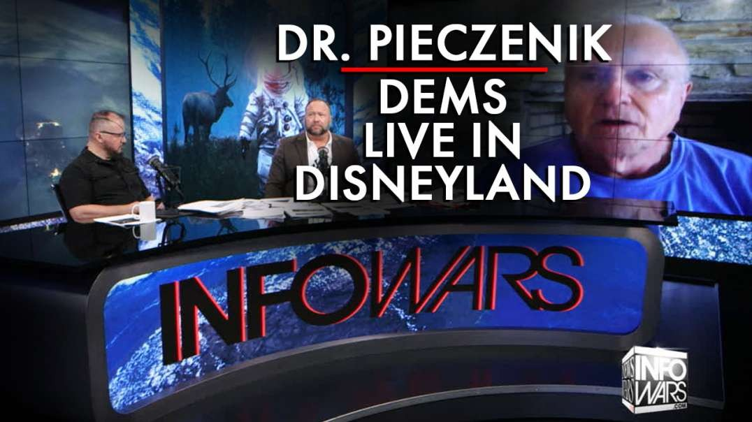 Steve Pieczenik: The Democrats Live In Disneyland and Do Nothing