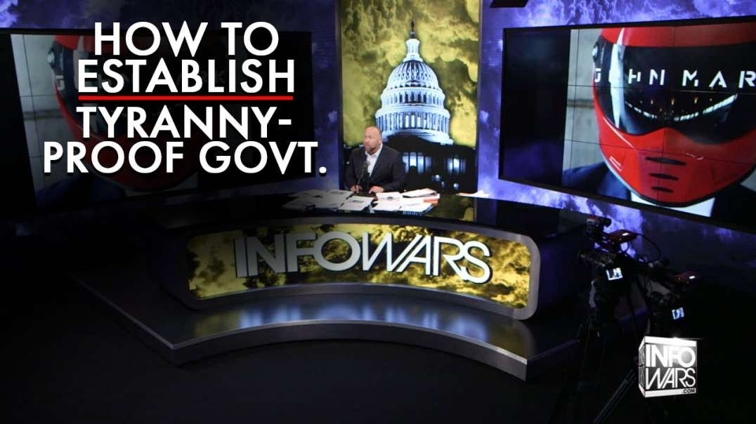 How To Establish A Tyranny-Proof Government, Propertarianism