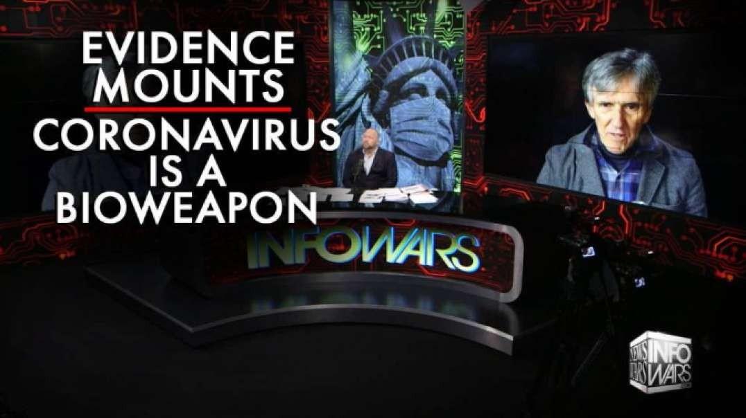 Evidence Mounts Coronavirus Is A Bioweapon, Dr. E Michael Jones